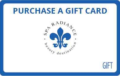Spa Radiance Gift Card
