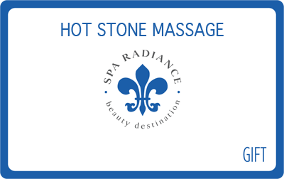 Spa Radiance Hot Stonoe Massage Gift Card