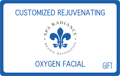 Spa Radiance Customized Rejuvenating Oxygen Facial Gift Card