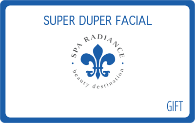 Spa Radiance Super Duper Gift Card