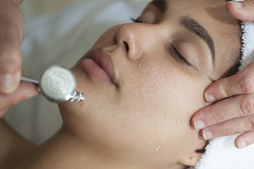 Custom Oxygen Facial | Spa Radiance Day Spa