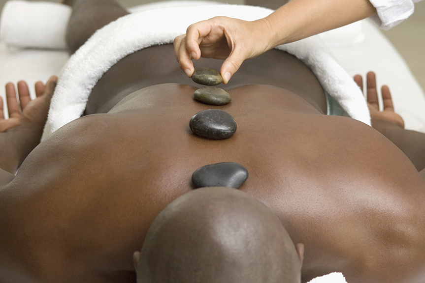 Hot Stone Massage | Spa Radiance Day Spa