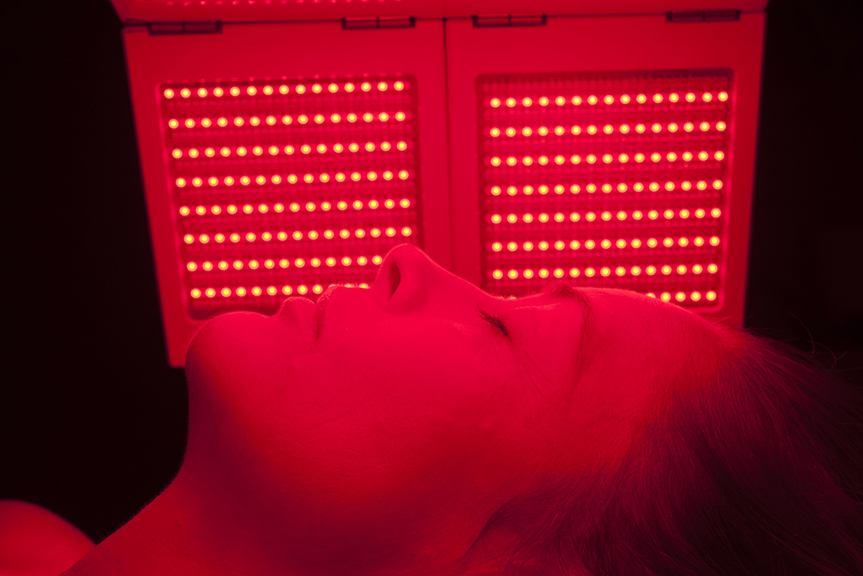 LED Anti-Aginig Facial | Spa Radiance Day Spa