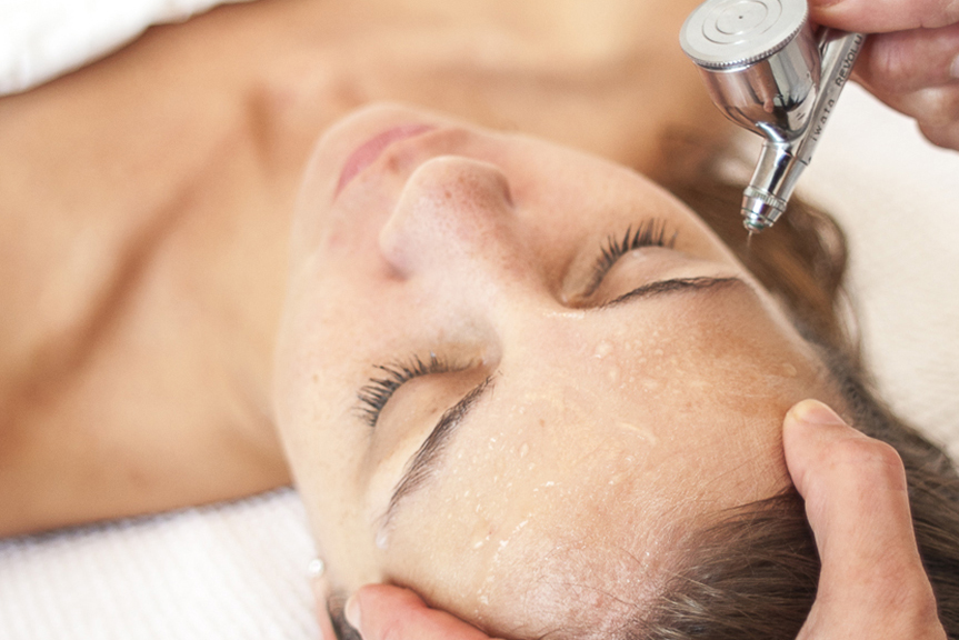 Oxygen Mini-Facial | Spa Radiance Day Spa