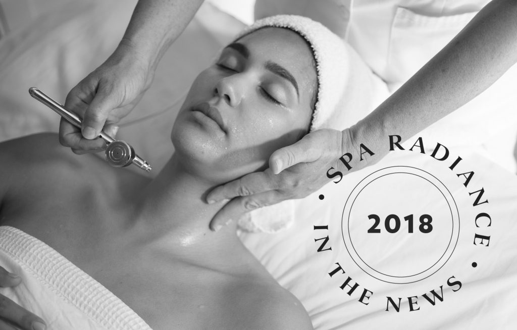 2018 In The News | Spa Radiance | San Francisco Day Spa