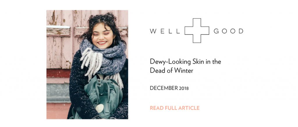 Dewy Looking Skin in Winter | Spa Radiance | San Francisco Day Spa