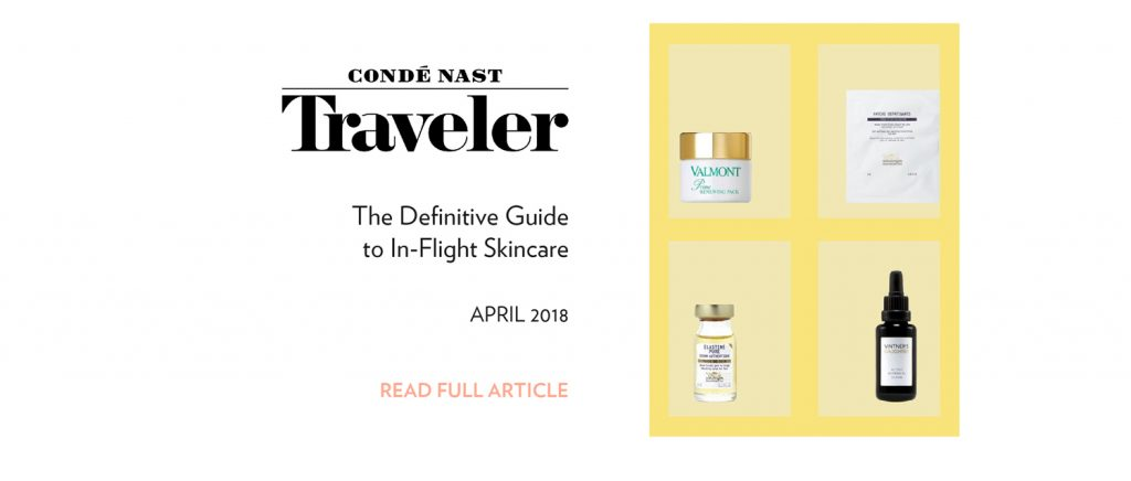 In-Flight Skincare Guide | Spa Radiance | San Francisco Day Spa