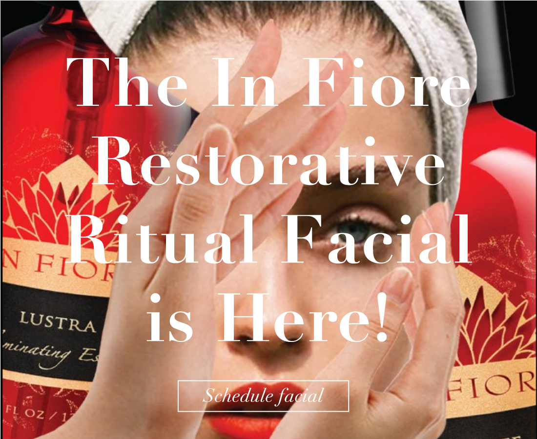 In Fiore Restorative Facial | Spa Radiance Day Spa | San Francisco