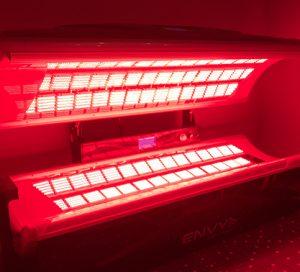 LED Bed   Spa Radiance   San Francisco Day Spa
