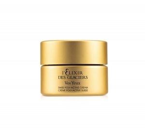 Angelina's Holiday Gift Edit #4 | Valmont L'Elixir Des Glaciers Vos Yeux Eye Cream | Spa Radiance | San Francisco Day Spa
